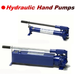 Hydraulic Hand Pumps - Click Here
