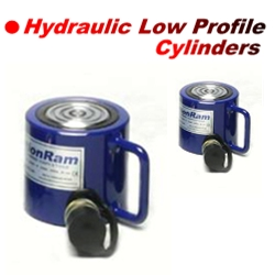 Hydraulic Low Profile Cylinders - Click Here