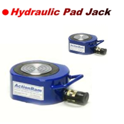 Hydraulic Pad  Jacks Cylinders - Click Here