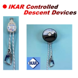 IKAR Controlled Descent Devices