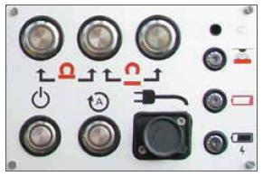 Battery Lifting Magnet Controls