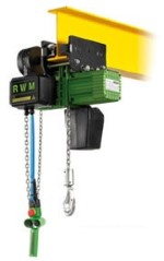 RWM Electric Chain Hoists