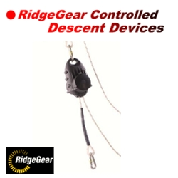 RidgeGear Controlled Descent Devices