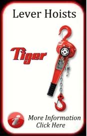 Tiger Lever Hoists