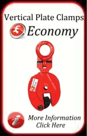 Economy Vertical Plate Clamp